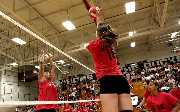 Volley for the Cure Photographs