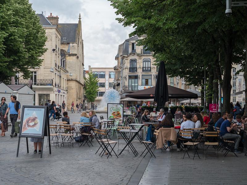 Reims cafes