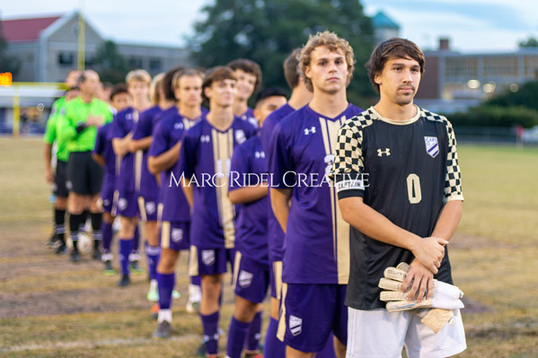 Broughton soccer senior night vs Leesville. October 21, 2019. D4S_8337