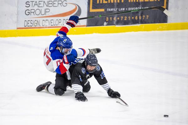Ice Hockey: Duchesne vs Priory