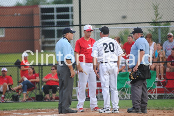 2013 River Kings Baseball Playoffs