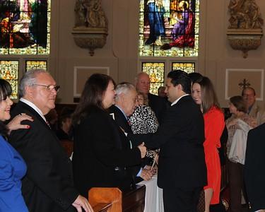 Saenz Priesthood Ordination