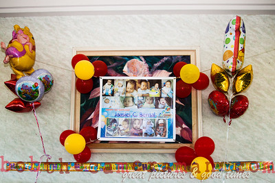 Jaasiel's First Birthday Party - May 20, 2012