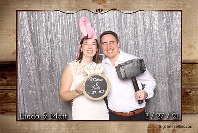 20210327 Linda & Matt