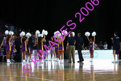Kings Vs Sth Dragons Cheerleaders & Supporters 18-11-06