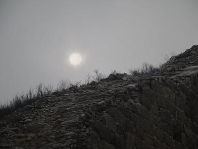 Chen castle great wall hiking【winter Nov 】