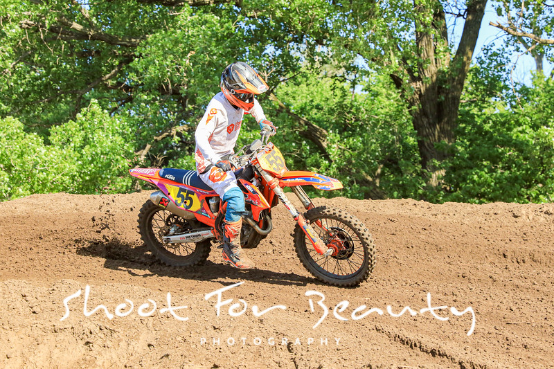 Rider Plate 5 - Saturday Race