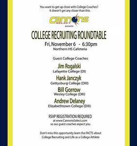 2015 College Coaches Roundtable