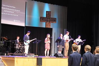 Senior Led Chapel