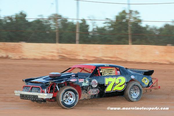 Bronco Raceway Park 23 August 2014