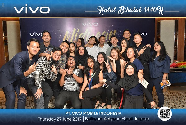 190627 | Halal Bihalal 1440 H Vivo Mobile Indonesia