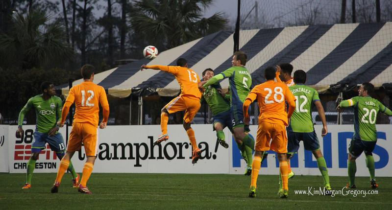 CCC Houston vs. Seattle 2-26-2014