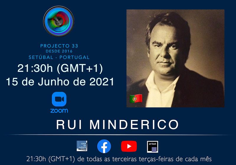 Rui Minderico - Junho