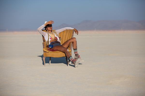 Chante' Burning Man 2018
