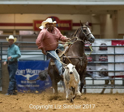 Cowboy Cops Benefit Rodeo Roping