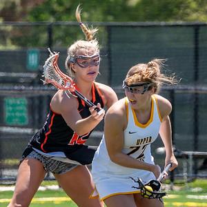 Rockford Girls LAX vs Upper Arlington