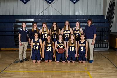 Academy Basketball 2016