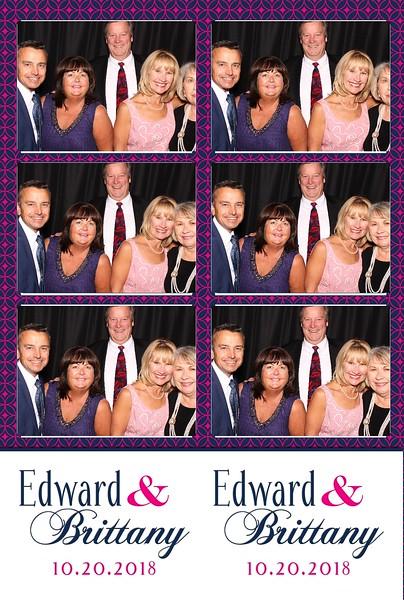 Edward & Brittany's Wedding (10/20/18)
