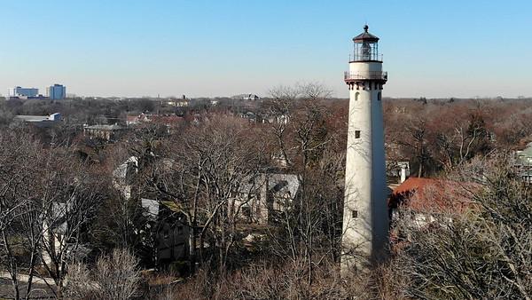 Gross Point Light