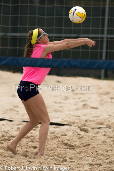 Allen High School Beach Tournament May 26 2014