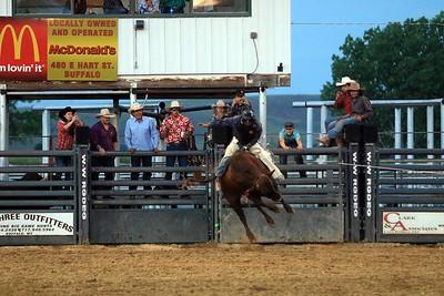 Sat Bull Riding