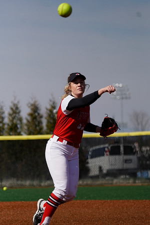 GWU Softball Vs. Robert Morris