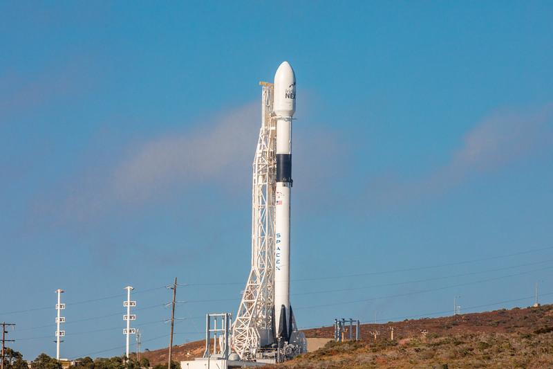 SpaceX Iridium NEXT 7