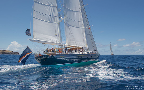 Blue Too - Alloy Yachts