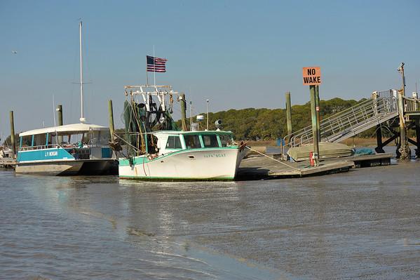 Jekyll Wharf Marina 02-18-11