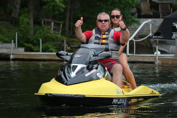 2019-07-17 EAS Waterskiing