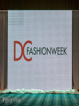 DC Fashion Week 2017 Autumn / Winter Collections - DCFW - The 26th International Couture Collection - Models In Black