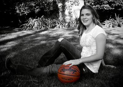Mikala's 8th Grade Grad Pics
