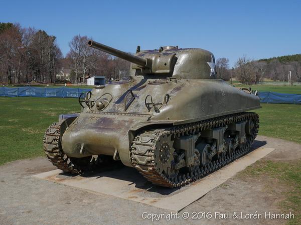 Patton Park - Hamilton, MA - M4A1(75)
