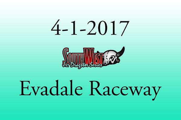 4-1-2017 Evadale Raceway (SWJDS)