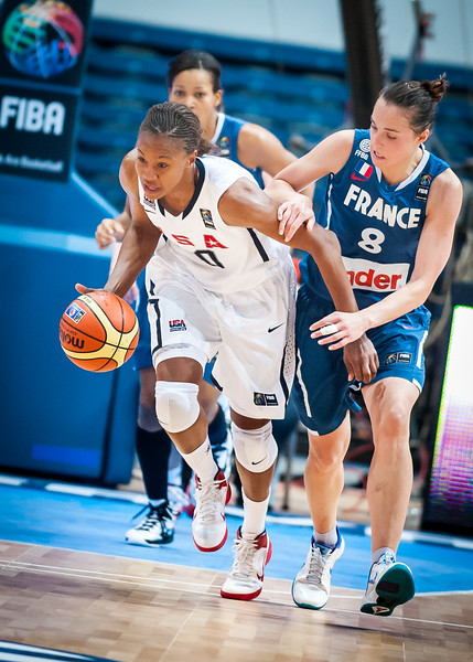 Tamika Catchings, Clemence Beikes