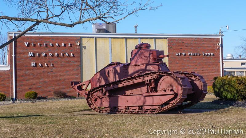 VFW Post 2290 - Manville, NJ - M1917