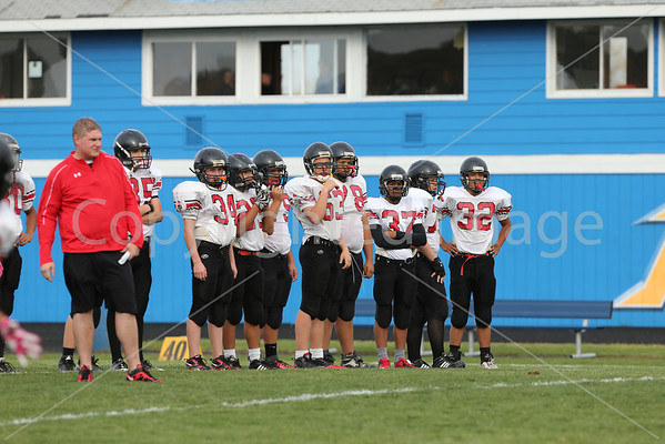 Waukesha South vs Mukwonago10/4/12 Freshman Football
