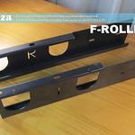 SKU: F-ROLLER/B, Take-Up Roller Brackets Set for Large Format Printer