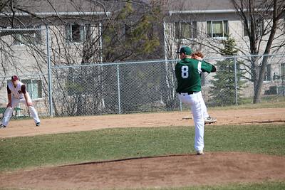 Baseball vs Lester Prairie