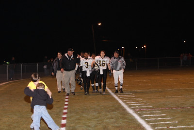 Athens-Hartselle Playoffs 09