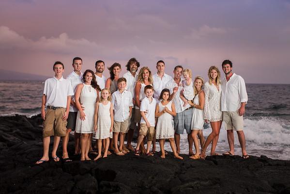The Floberg Family