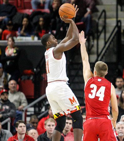 Men's College Basketball: Maryland vs. Wisconsin
