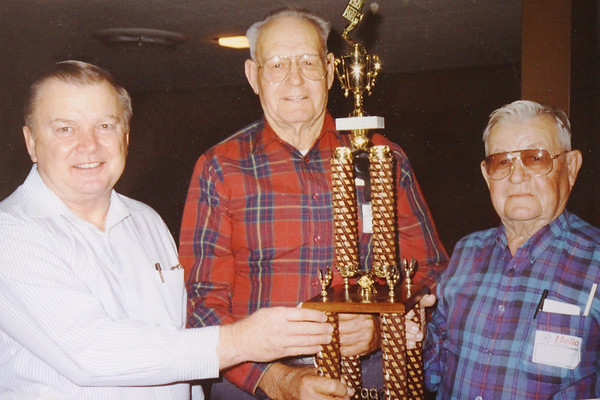 1993 State Straight Tournament