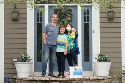 Porch Portraits Cook