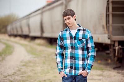 Luke Senior | Truman High School