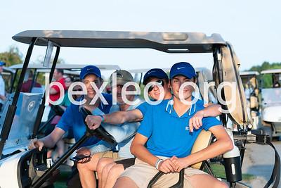 Boys Golf at Westchester (Senior Night)