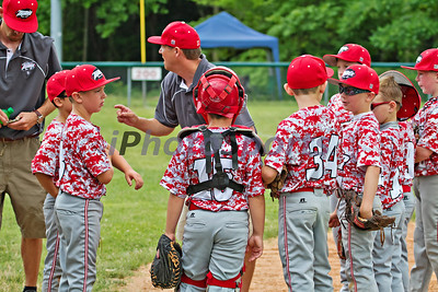 8U Jeffersonville vs Smithville 2013
