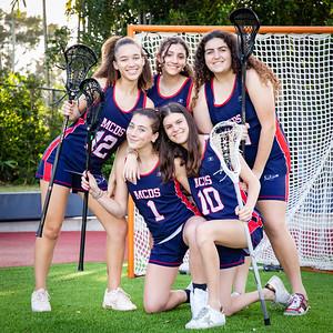 2020 Varsity Girls Lacrosse