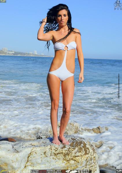 beautiful woman sunset beach swimsuit model 45surf 454..90..09..