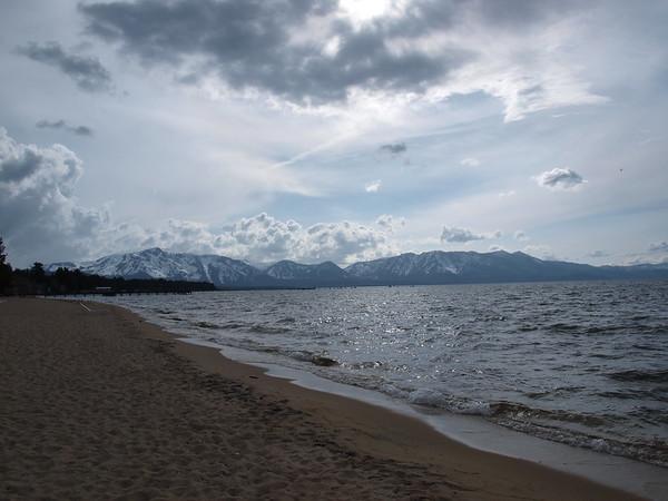 South Lake Tahoe, horizontal view